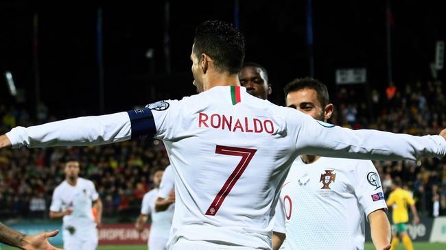 C罗大四喜,葡萄牙5-1