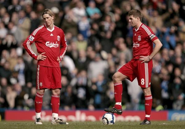 他们为利物浦的英超冠军拼尽全力,却无能为力