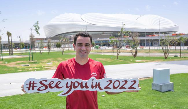 哈维将在2022世界杯场馆迎来退役战