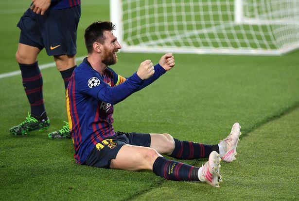 梅西引起阿森纳球迷的关注