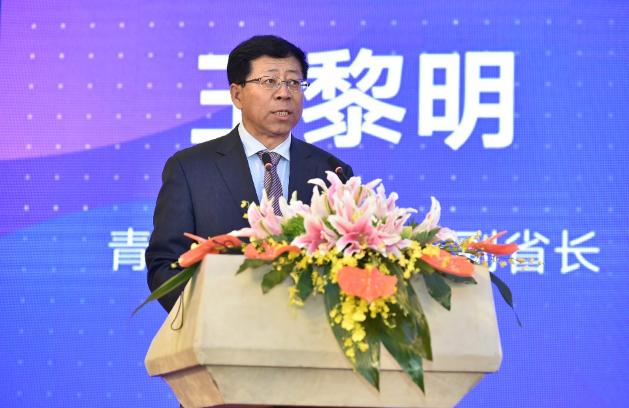 青海省副省长王黎明