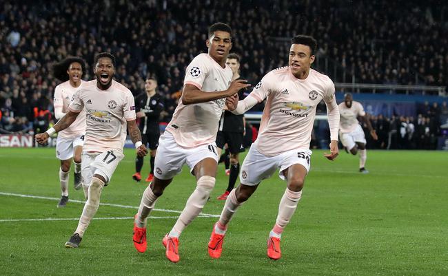 欧冠-奇迹!残阵翻盘 曼联补时绝杀3-1巴黎晋级_亚博