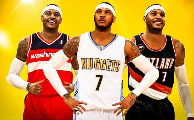 这5队有机会拯救安东尼!基友+NBA教父盼他复出