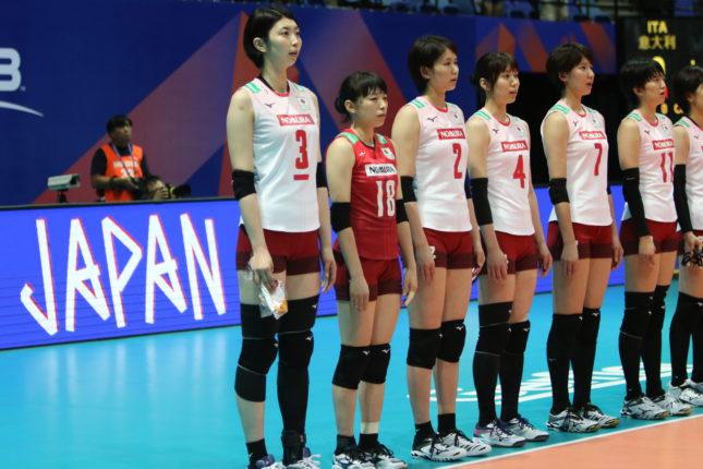 日本女排世界杯15人名单:00后新星入选 宿将领衔