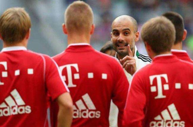 德国足球成绩陨落 竟要怪瓜迪奥拉?
