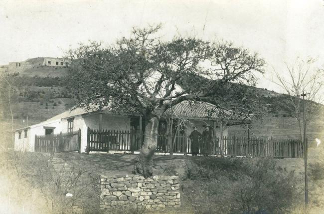 1901年英国海军在刘公岛建设的高尔夫俱乐部会所