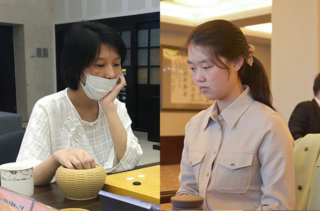 王晨星VS蔡碧涵