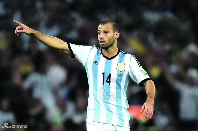 马斯切拉诺将代表阿根廷参加世界杯