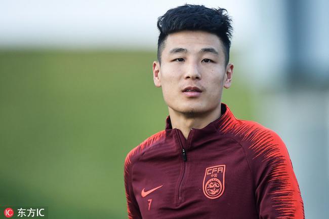 武磊是国球高手