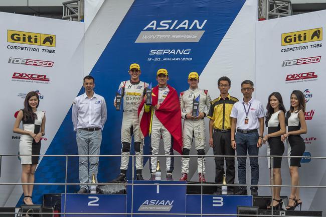 亚洲冬季系列赛,叶一飞获第6回合冠军。