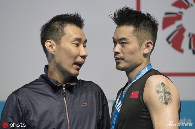 林丹和李宗伟