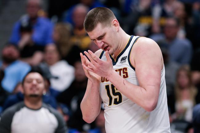 [浪]约基奇自认身上划伤数量NBA最多下季将戴护臂