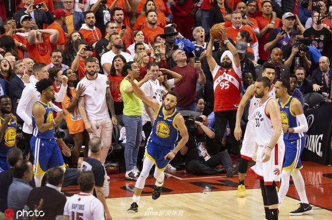 只剩两分半落后6分!勇士逆转先谢猛龙教练? NBA新闻 第1张