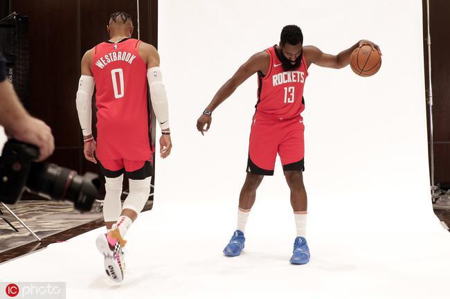火箭新赛季将10人轮换!最大弱点上赛季NBA倒三