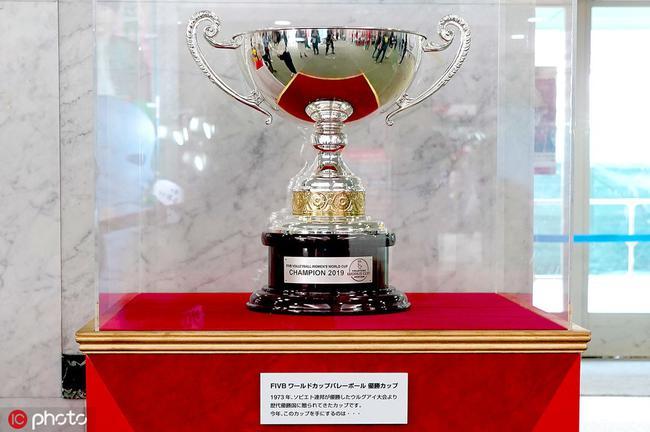 中国女排世界杯卫冕