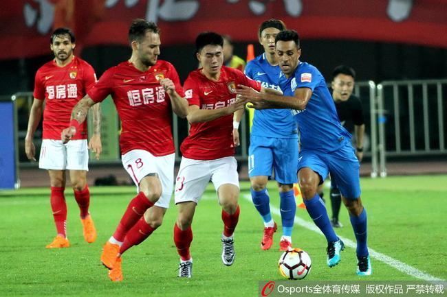 广东拥有7支职业球队