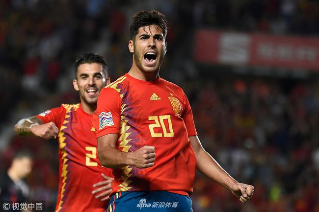 西班牙大胜横扫克罗地亚