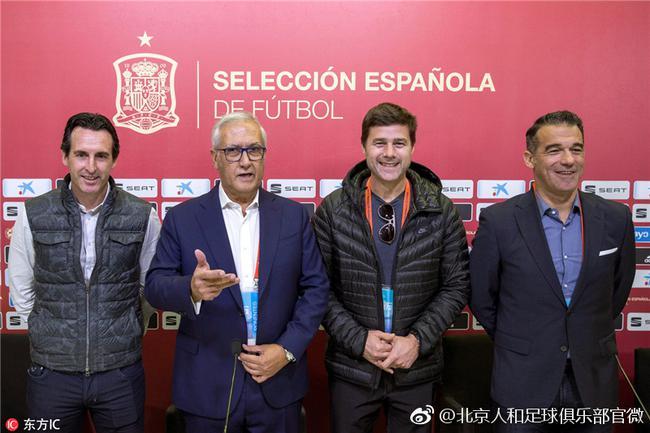 人和主帅参加欧足联教练培训班 同期还有三大名帅