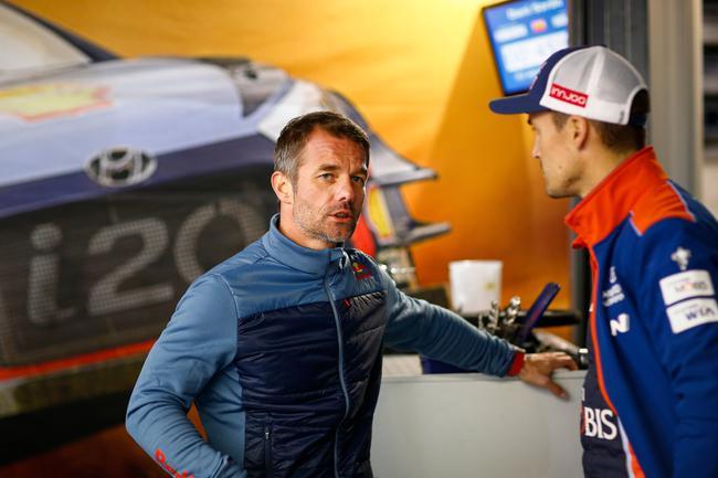 九届WRC世界冠军勒布签约WRC现代车队