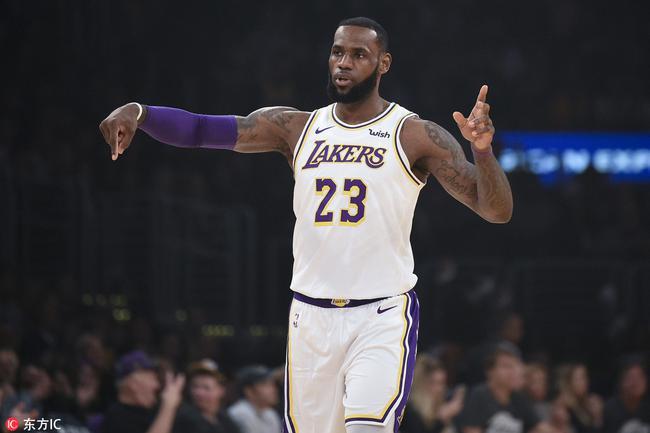 [浪]詹姆斯公开道歉!他错用一句话但NBA联盟不罚他