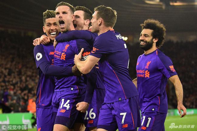 利物浦还在继续努力