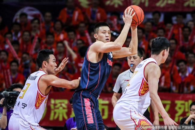 半决赛又一次迎来广东德比