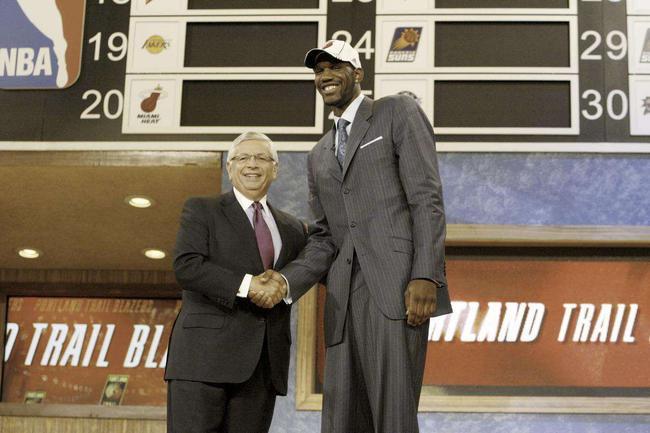 NBA史上十大天选之子:詹姆斯仅排名第九