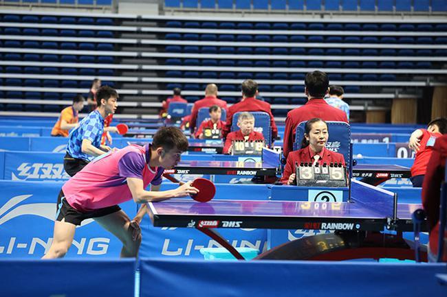 全国乒乓球锦标赛(预赛)落幕 决赛名单正式出炉