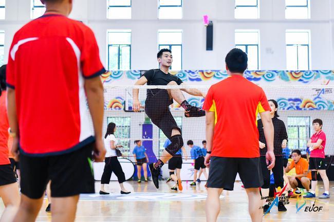 2019上海少数民族运动大赛开幕