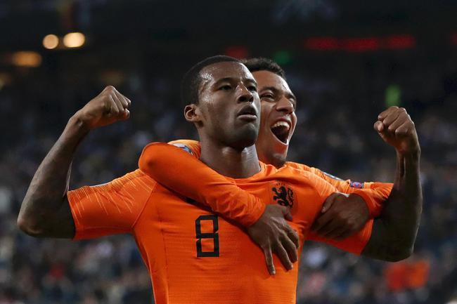 荷兰又刮起了橙色风暴