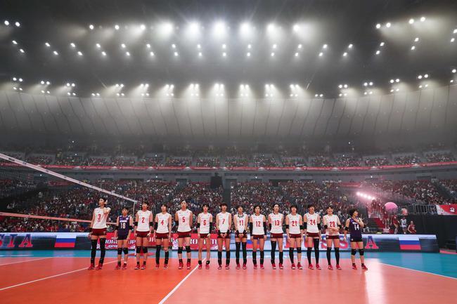 日本办女排世界杯触动海内记者 每张座位明哲保身