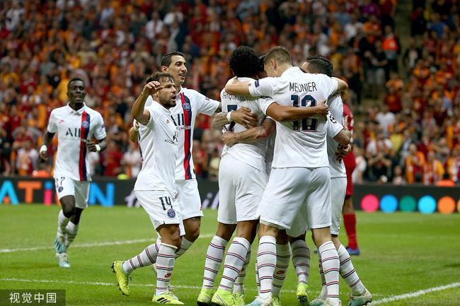 欧冠-伊卡尔迪处子球 巴黎客场1-0两连胜领跑