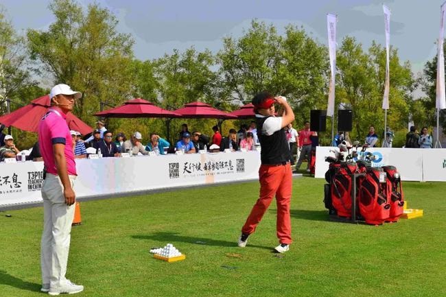 中国十佳高尔夫教练获奖名单公布 常迪等10人获选