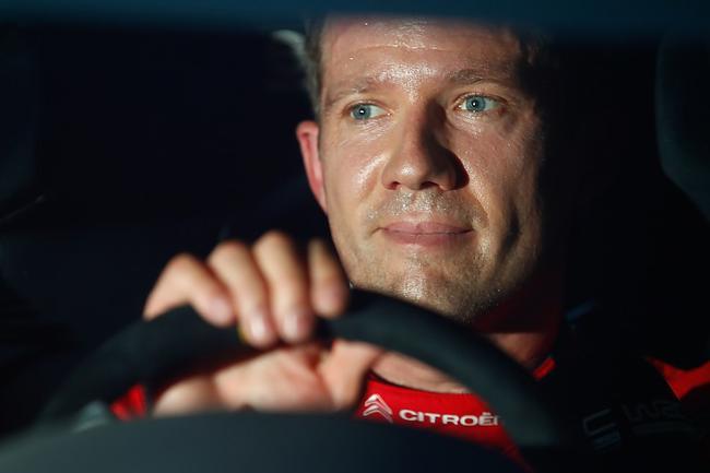 WRC六冠王塞巴斯蒂安-奥吉尔