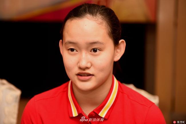 奥运冠军任茜