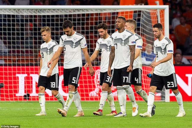 德国进攻线出现大问题