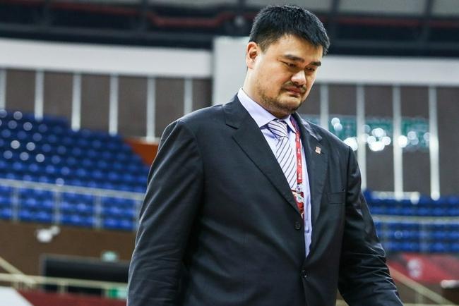 姚明致辞选秀大会:CBA和中国篮球充满机会挑战
