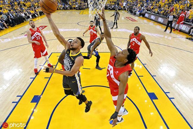 决赛G4收视率12年最低!NBA连续55场的纪录被破