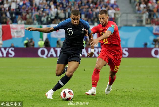 法国晋级决赛