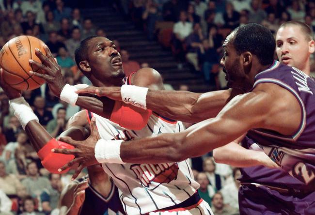 火箭爵士34年季后赛恩怨五五开!谁赢谁进决赛 NBA新闻 第2张