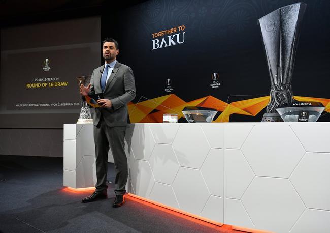 欧联杯抽签:阿森纳国米遇5大联赛队 切尔西远征