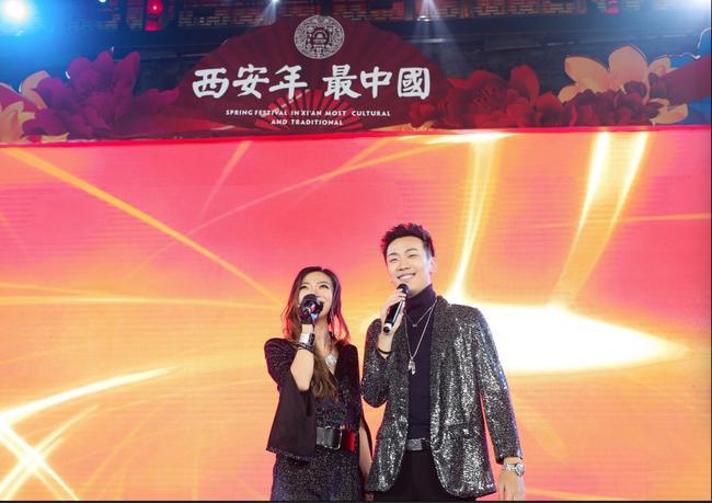唱作歌手涵子和新生代低音歌者刘瀚之