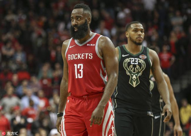 GM自曝火箭将赌上一切!截止日前搞大交易买人 NBA新闻