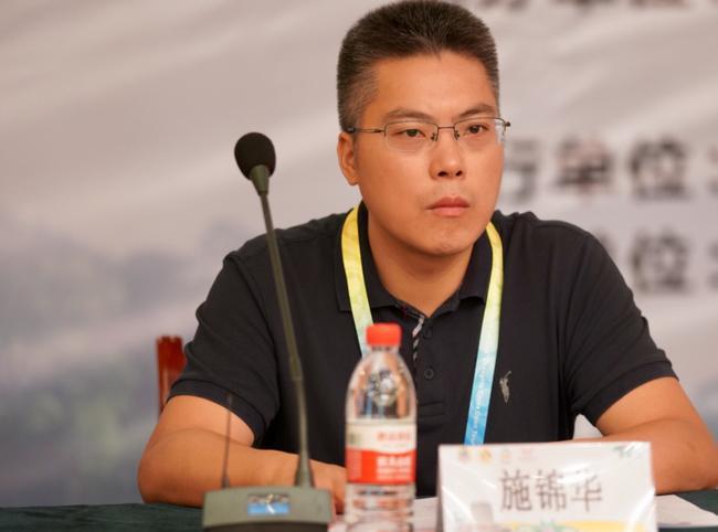 云和县委常委施锦华