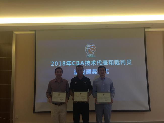 杨茂功和乔龙升将担任技术代表