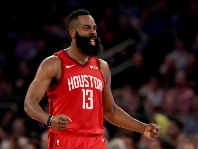 哈登会来中国打男篮世界杯!他亲口说的