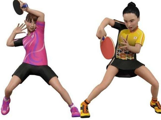 东京奥运会推出官方电玩