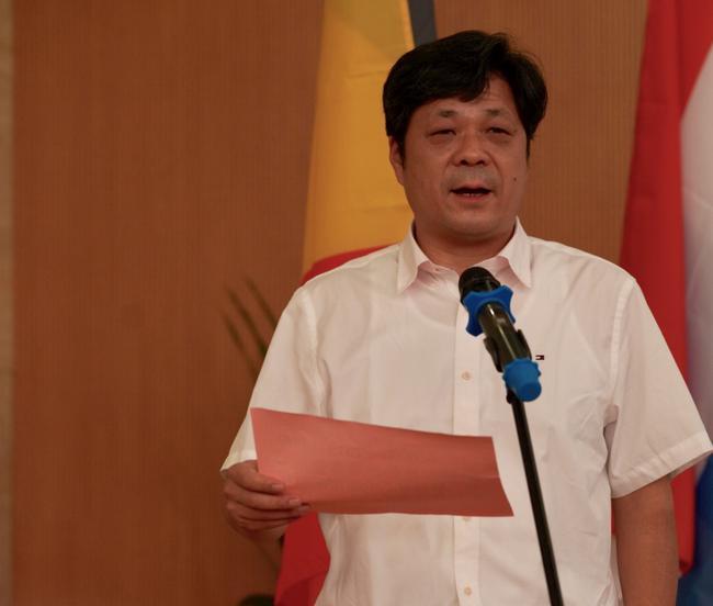 国家体育总局棋牌中心主任朱国平