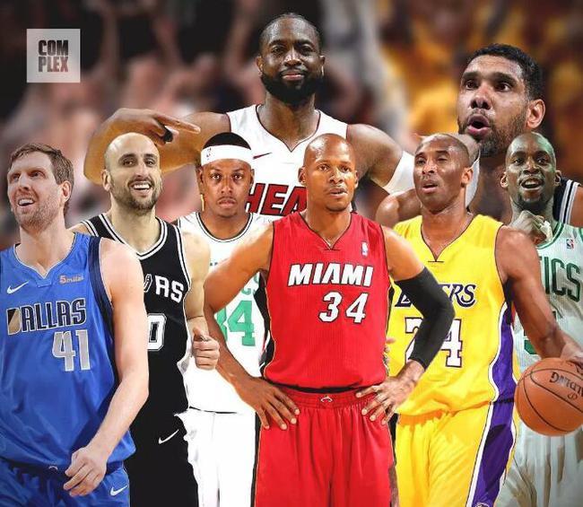 即便是神,也终究敌不过岁月 NBA新闻 第1张
