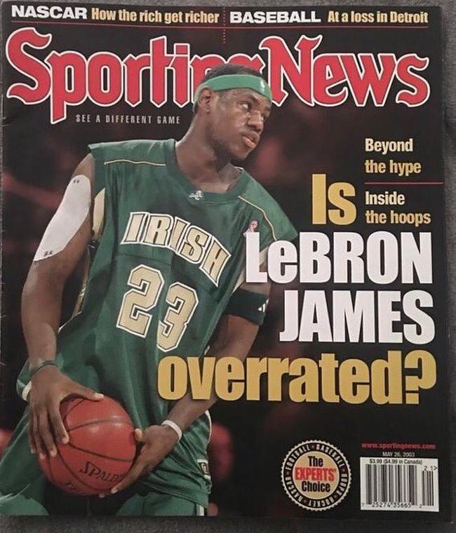 当年的杂志封面